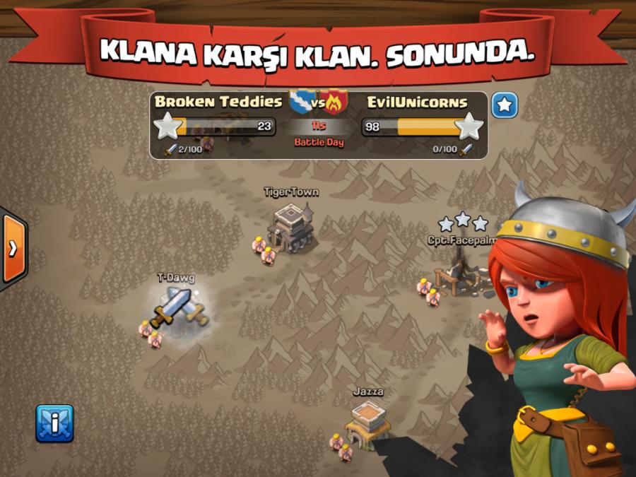 Clash of Clans Hile Mod