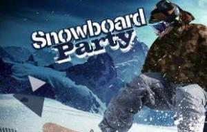 Snowboard Party Apk Mod Hile