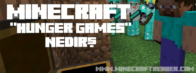Minecraft Hunger Games Nedir?