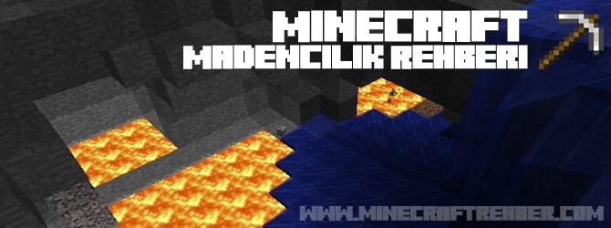 Minecraft Madencilik Rehberi
