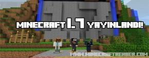 Minecraft 1.7 Yayınlandı!