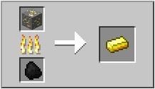Minecraft Altın'ın İşlenmesi