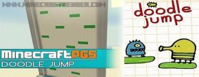 Minecraft Doodle Jump Haritası