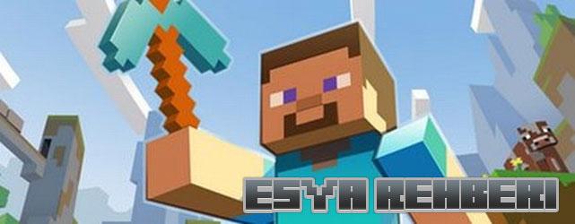 Minecraft Eşya Rehberi