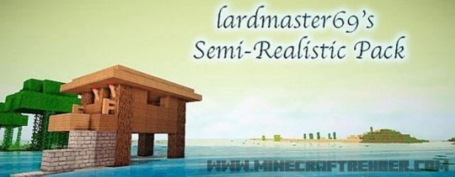 Minecraft Semi-Realistic Doku Paketi