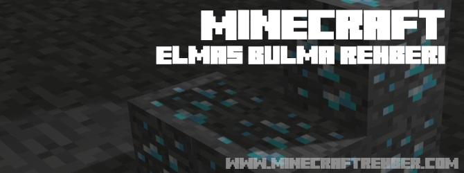Minecraft Elmas Bulma Rehberi
