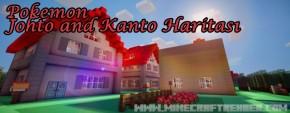 Pokemon Johto And Kanto Haritası