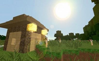 Minecraft Semi-Realistic Doku Paketi 1
