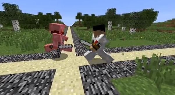 Minecraft Tr
