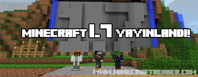 Minecraft 1.7.2 Yayınlandı!