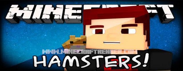 Minecraft Hamster Modu (Hamsterrific) [1.6.2/1.6.4]