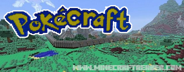 Minecraft Pokecraft Doku Paketi [1.4.7/1.5/1.6.2/1.6.4]