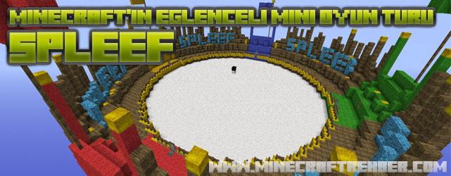 Minecraft Spleef Nedir? Nasıl Oynanır?