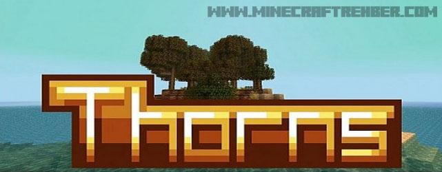 Minecraft Thorns Doku Paketi [1.6.2]