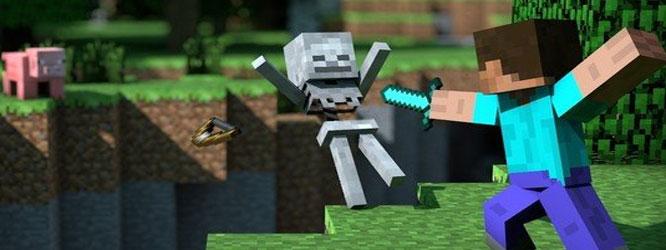 Minecraft Bölümleri