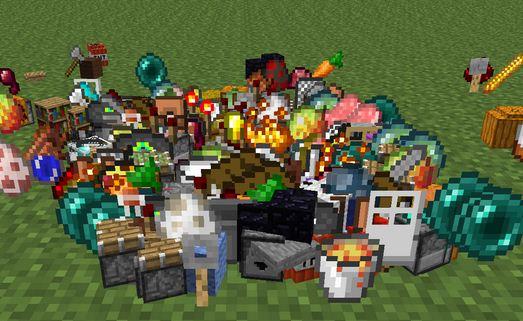 Minecraft Şanslı Kutu Modu [1.6.4]